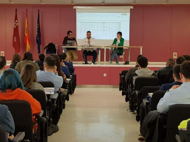Los jóvenes murcianos reactivan el Consejo de la Juventud - 3, Foto 3