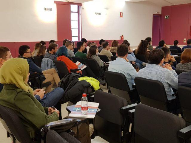 Los jóvenes murcianos reactivan el Consejo de la Juventud - 5, Foto 5