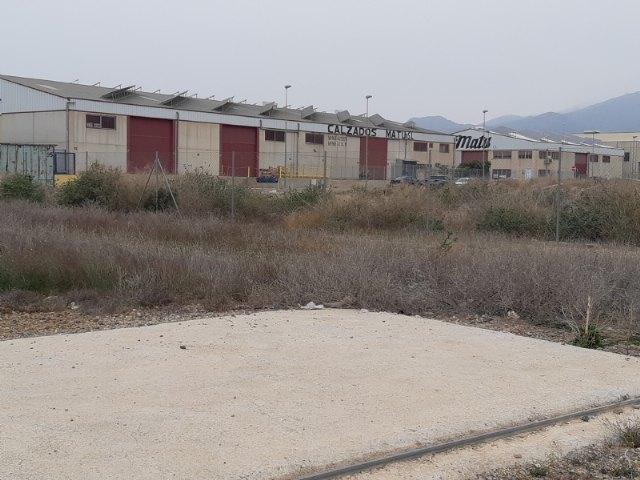 [Proinvitosa oferta parcelas de suelo industrial en el polígono El Saladar de Totana a precios competitivos, Foto 1