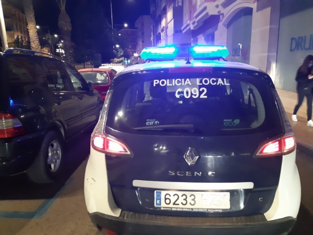 La Policía Local detiene, gracias a la colaboración ciudadana, a dos personas por robo con fuerza en una vivienda - 1, Foto 1