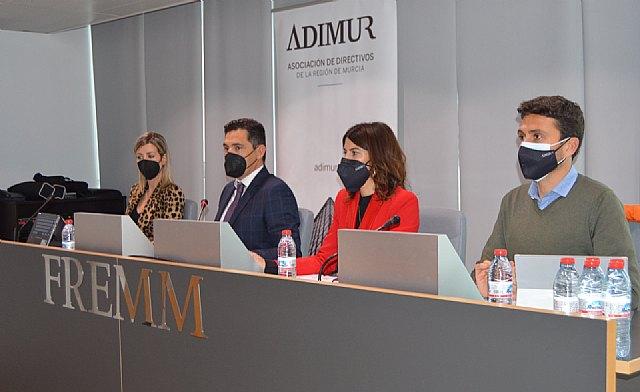La internacionalización y la formación destacan como las grandes carencias de nuestras empresas según el VI Observatorio ADIMUR del Directivo de la Región de Murcia - 1, Foto 1