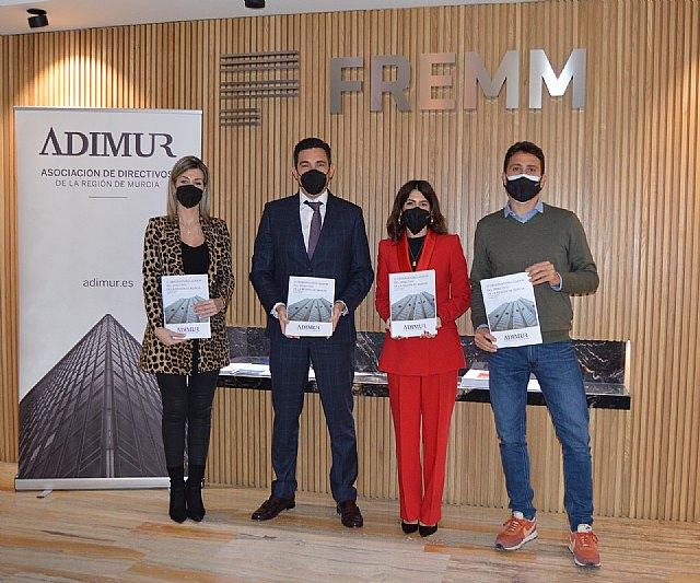 La internacionalización y la formación destacan como las grandes carencias de nuestras empresas según el VI Observatorio ADIMUR del Directivo de la Región de Murcia - 2, Foto 2