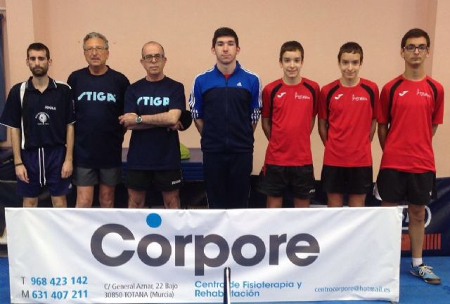 Club Totana TM. 2ª nacional. Derrota 5-1 con el líder, Foto 2