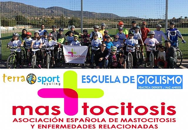 La Escuela Terra Sport Cyling y su compromiso deportivo-social, Foto 1