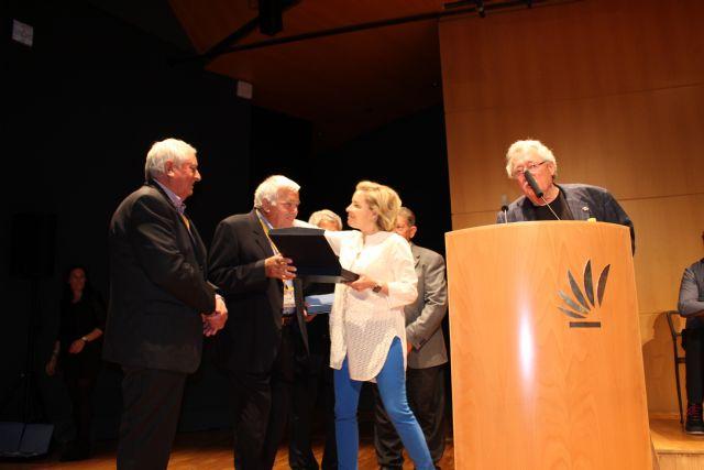 Coag Murcia celebro su VI Congreso Regional y homenaje� a cuatro de sus dirigentes hist�ricos, con motivo del 40 aniversario de la organizaci�n, Foto 2