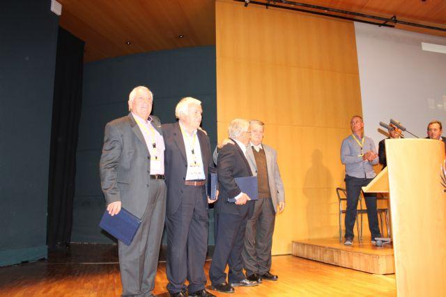 Coag Murcia celebro su VI Congreso Regional y homenaje� a cuatro de sus dirigentes hist�ricos, con motivo del 40 aniversario de la organizaci�n, Foto 3