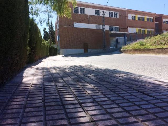 Mejoran los accesos al CEIP San Jos� para facilitar la accesibilidad al centro de la comunidad educativa, Foto 1