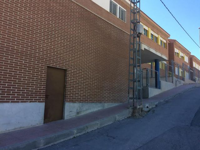 Mejoran los accesos al CEIP San José para facilitar la accesibilidad al centro de la comunidad educativa, Foto 2