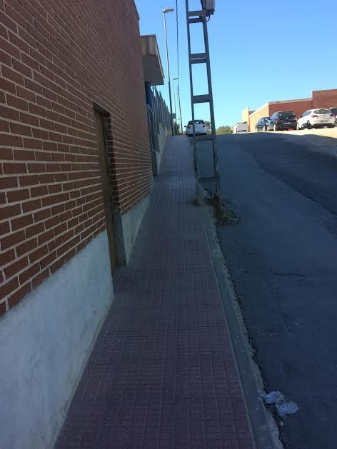 Mejoran los accesos al CEIP San José para facilitar la accesibilidad al centro de la comunidad educativa, Foto 3
