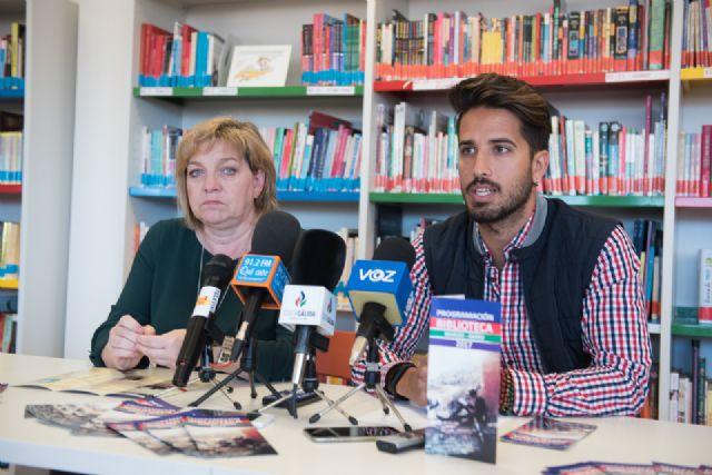 Las bibliotecas públicas saldrán a la calle en el mes del día mundial del libro, Foto 1