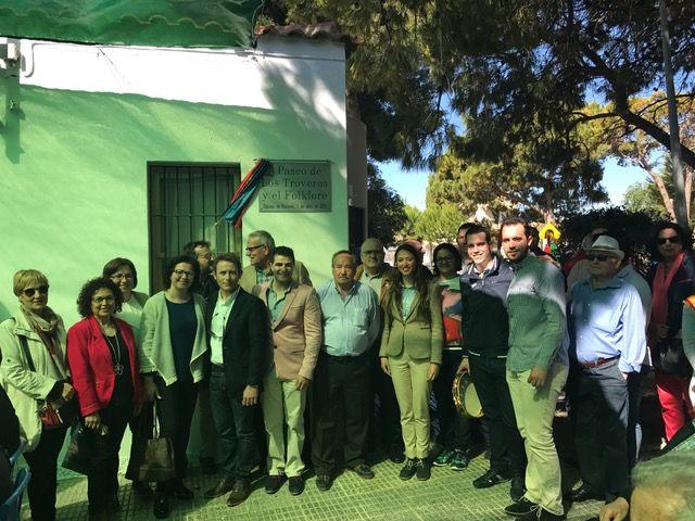 Dolores de Pacheco ya cuenta con un Paseo dedicado a los Troveros y al Folklore - 3, Foto 3