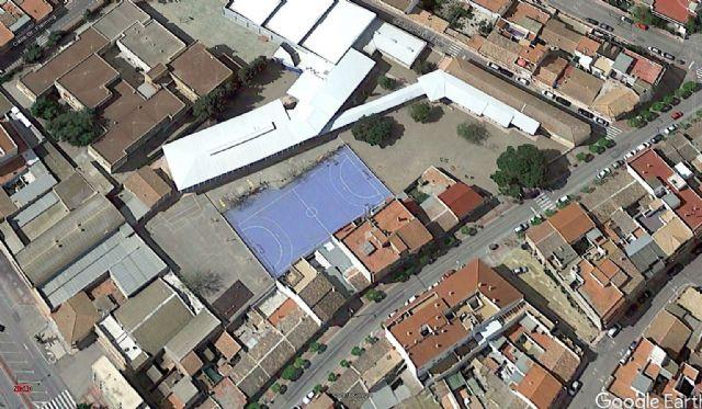 El Ayuntamiento firma el contrato para construir el comedor del colegio Sierra Espuña, Foto 1