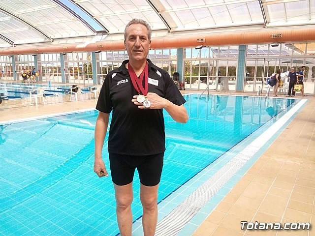 El totanero Jose Miguel Cano particip� en el I Campeonato Open Master Regi�n de Murcia, Foto 1