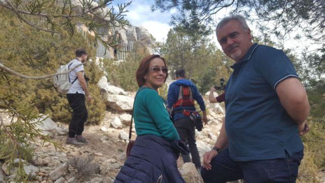 El programa de La 2 de TVE Las rutas Capone está grabando en Moratalla uno de sus capítulos - 2, Foto 2