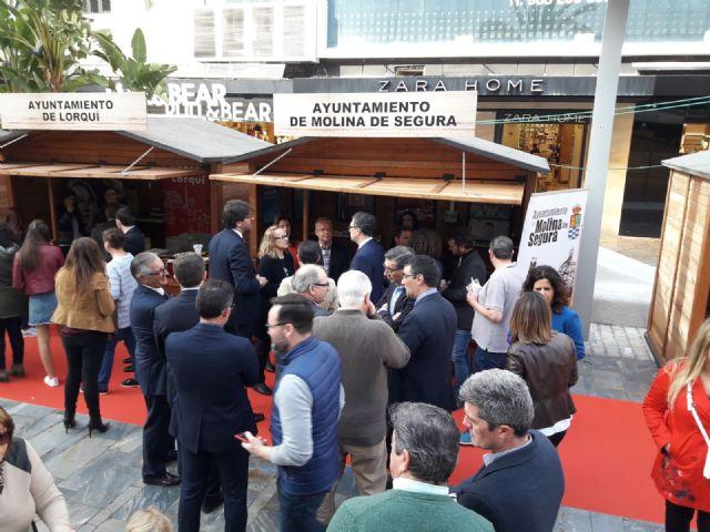 El Ayuntamiento de Molina de Segura participa con un Stand de la IV Muestra de Turismo Regional 2018 de Murcia - 1, Foto 1