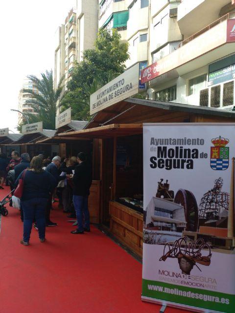 El Ayuntamiento de Molina de Segura participa con un Stand de la IV Muestra de Turismo Regional 2018 de Murcia - 2, Foto 2