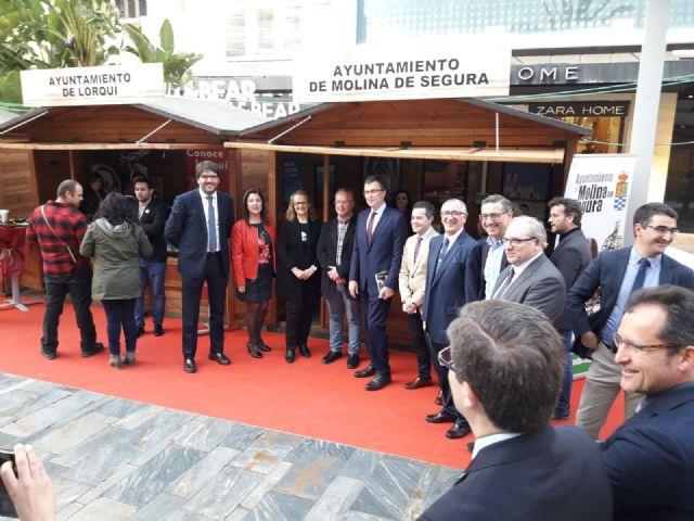 El Ayuntamiento de Molina de Segura participa con un Stand de la IV Muestra de Turismo Regional 2018 de Murcia - 4, Foto 4