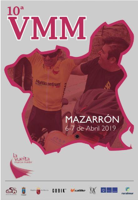 Mazarrón acoge este fin de semana la X Vuelta a Murcia Máster - 1, Foto 1