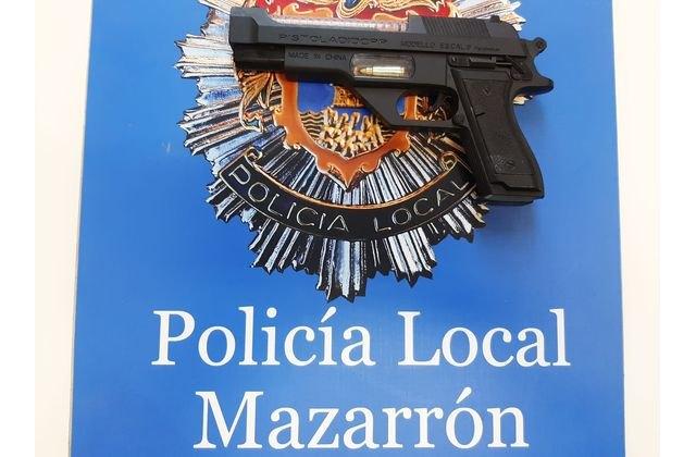 Detenido tras huir de un control de la Policía Local y protagonizar una persecución por carreteras y calles de Mazarrón, Foto 1