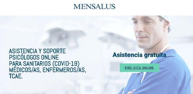Mensalus con el personal sanitario - 1, Foto 1