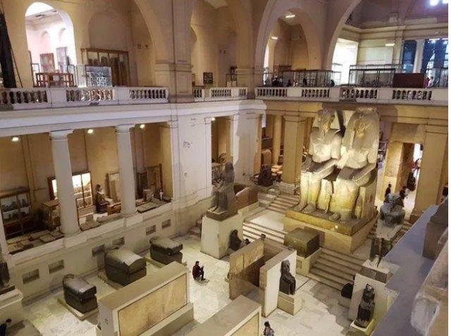 Un nuevo museo acoge las momias de 22 faraones egipcios - 1, Foto 1