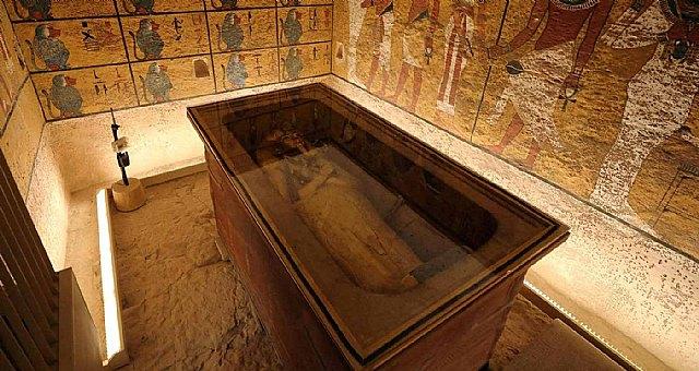Un nuevo museo acoge las momias de 22 faraones egipcios - 3, Foto 3