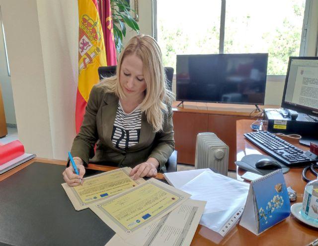 El IMAS colabora con la asociación ´El Candil´ para mejorar la empleabilidad de personas en vulnerabilidad social en el bajo Guadalentín, Foto 1
