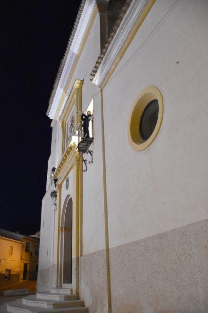 Acto del Santo Entierro el Viernes Santo por la noche en Calasparra - 3, Foto 3