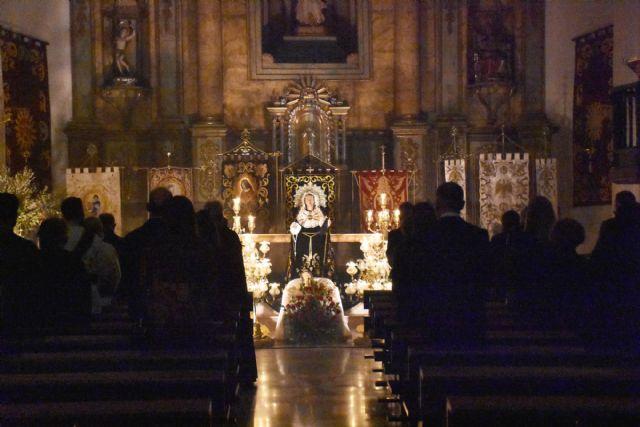 Acto del Santo Entierro el Viernes Santo por la noche en Calasparra - 4, Foto 4
