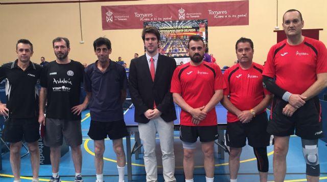 Club Totana tm. Campeonatos de España de Veteranos, Foto 4