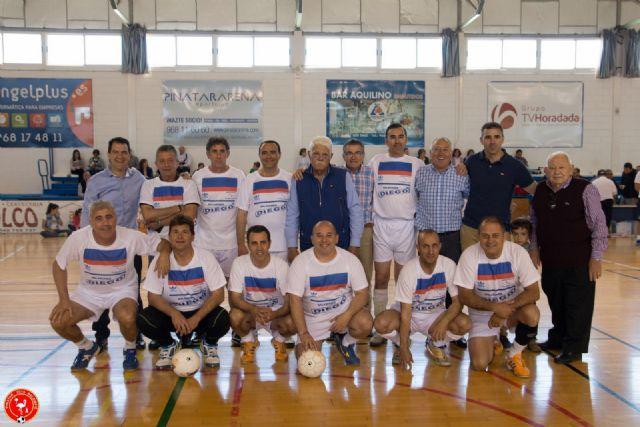 El Homenaje a las Leyendas del Fútbol Sala de San Pedro del Pinatar reunió a cerca de 100 jugadores - 3, Foto 3