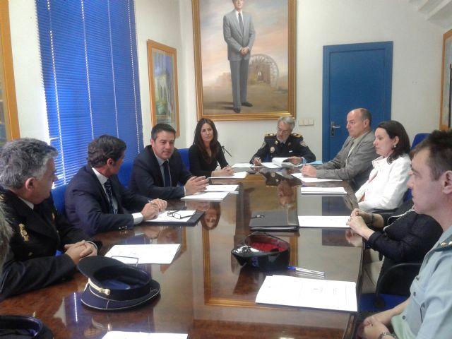 La Comisaría de Alcantarilla es una de las más eficientes de España gracias al cumplimiento del 100% de los objetivos establecidos por la Dirección General de la Policía - 1, Foto 1