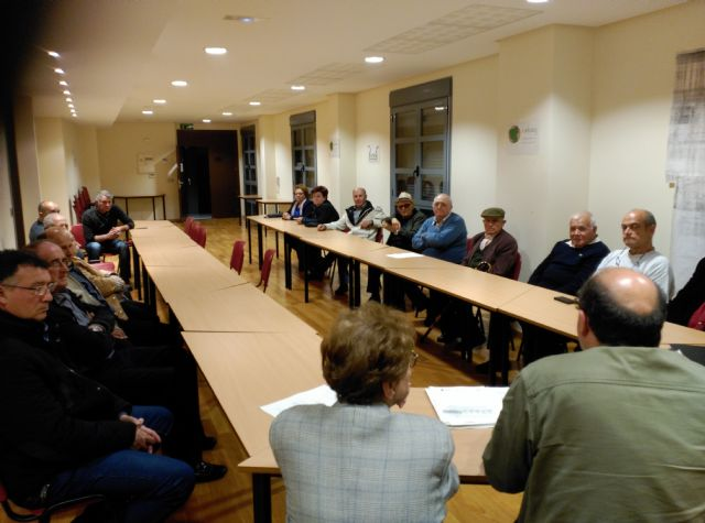 Farmers and owners of Sierra Espuña request that the Supreme Court decision to run, Foto 2