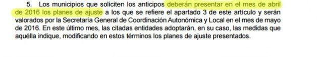 El PP pide la dimisión de la Concejal de Hacienda por no realizar el Plan de Ajuste, Foto 3