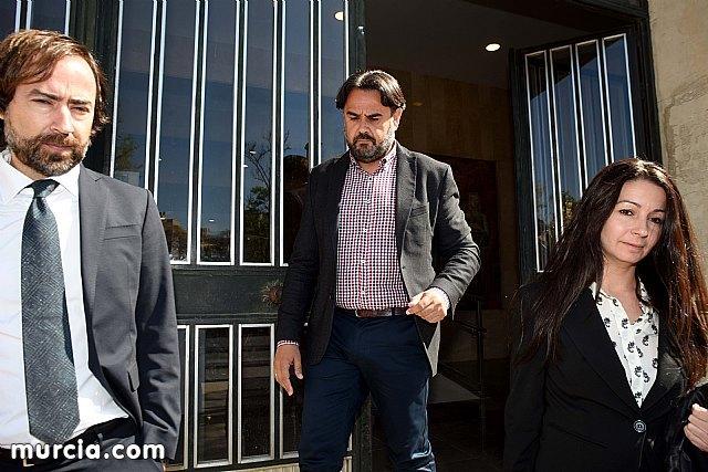 Andreo: Ni he metido la mano ni he robado al pueblo de Totana, Foto 2
