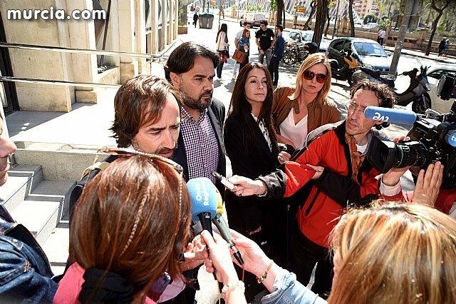 Andreo: Ni he metido la mano ni he robado al pueblo de Totana, Foto 3
