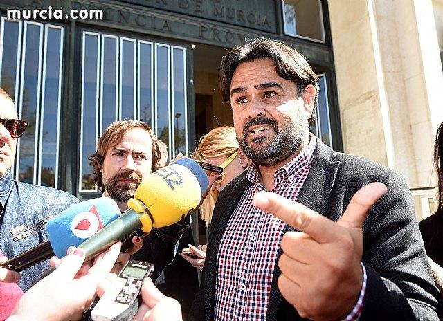 Andreo: Ni he metido la mano ni he robado al pueblo de Totana, Foto 4