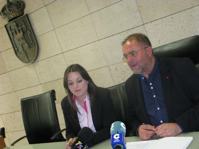 El Ayuntamiento suscribe un convenio de colaboraci�n con PADISITO, Foto 1