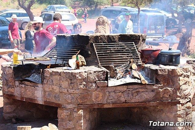 Se pueden realizar fuegos en las barbacoas habilitadas en Sierra Espuña exclusivamente hasta el 30 de mayo, Foto 1