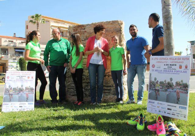 El Campeonato Nacional de Milla en Ruta se disputa este fin de semana en Puerto Lumbreras - 2, Foto 2