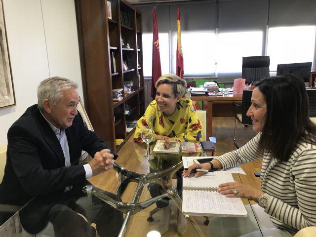 Educación realizará obras de mejora en el  colegio de Ojós - 1, Foto 1