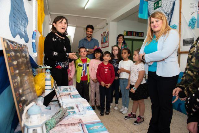 Semana cultural en el CEIP Manuela Romero dedicada a la Región de Murcia, Foto 2
