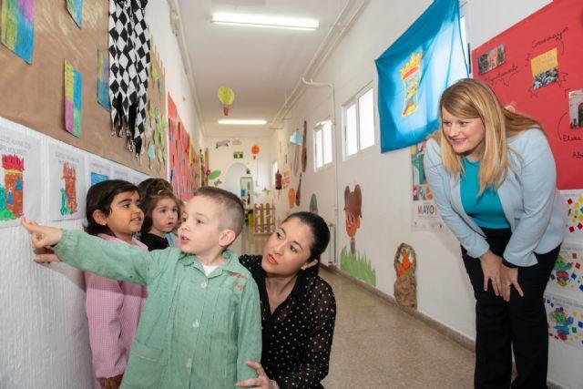 Semana cultural en el CEIP Manuela Romero dedicada a la Región de Murcia, Foto 3