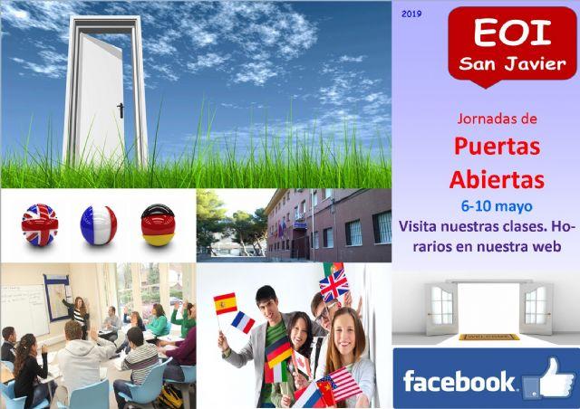Jornada de Puertas Abiertas - Escuela Oficial de Idiomas - 1, Foto 1