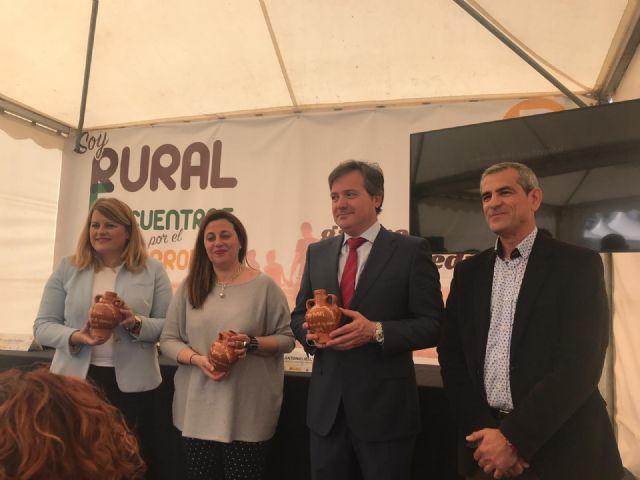 El Programa de Desarrollo Rural de la Región de Murcia financia una jornada sobre turismo y gastronomía en el medio rural en Mazarrón - 1, Foto 1