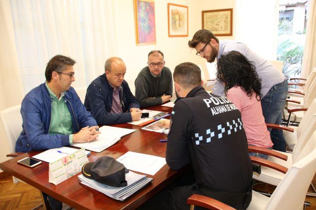El Ayuntamiento coordina con Policía Local el dispositivo de seguridad para Los Mayos, Foto 2