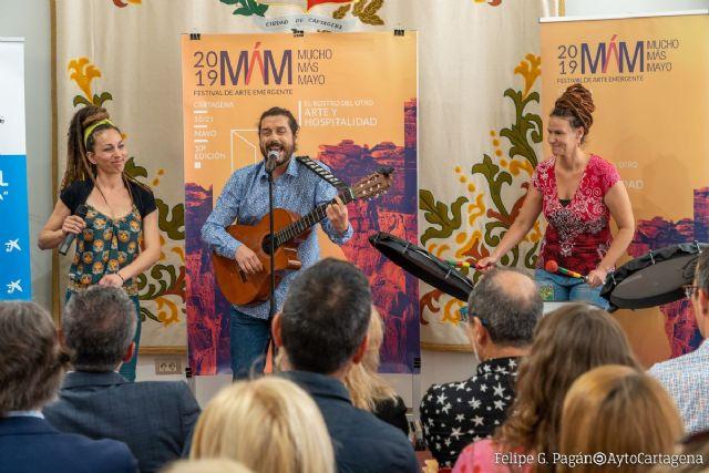 El festival Mucho Más Mayo celebra su décimo aniversario centrando sus actividades en los refugiados - 1, Foto 1