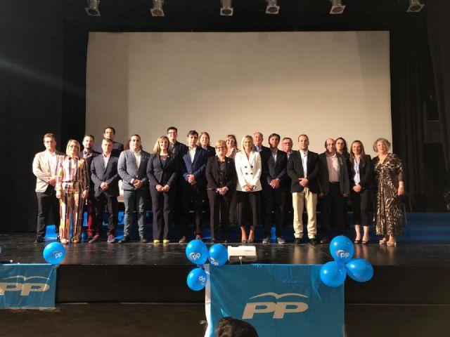 Presentación de Paloma Bas como candidata del PP a la alcaldía de Torre Pacheco - 1, Foto 1