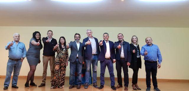 Presentación de Jesús García como cabeza de lista del PP en Albudeite - 1, Foto 1
