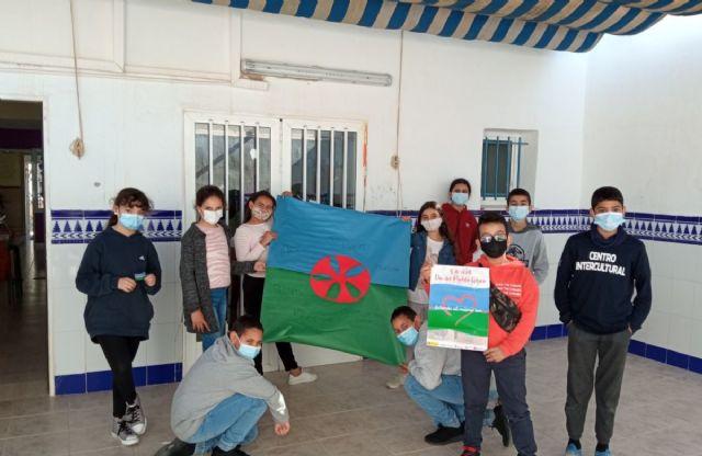 Los jóvenes de Cartagena llenan abril de actividades por el Pueblo Gitano - 1, Foto 1
